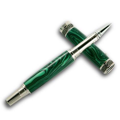 Calligraphist Malachite Pen