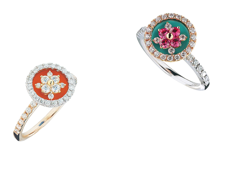 Bol Rings - Caratell Fine Jewellery Collection