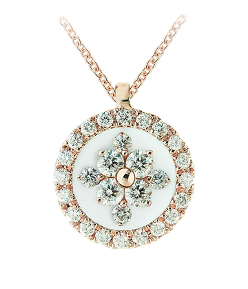 Bol Pendant - Caratell Fine Jewellery Collection