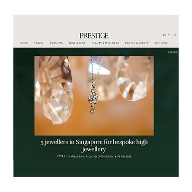 Prestige Online Magazine