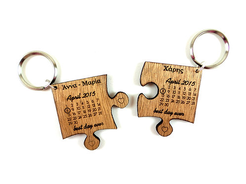 Date Puzzles - Best Day Ever