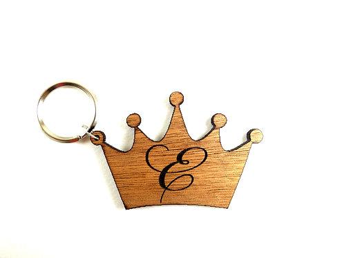 Princess Crown Keychain