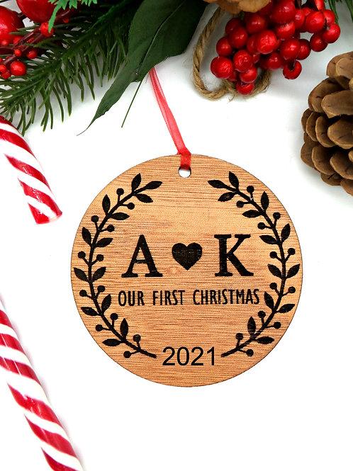 Xmas Ornament - Wreath Ball