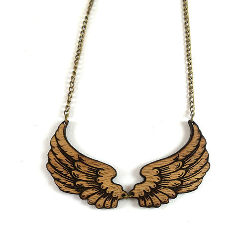 The Angel Necklace