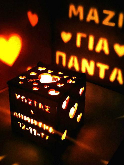 Custom Love Cube