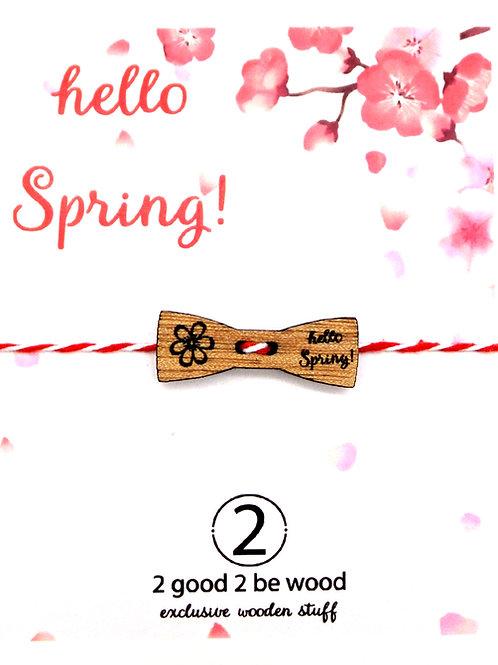 Bow - Hello Spring!