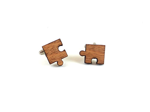 Puzzle cufflinks