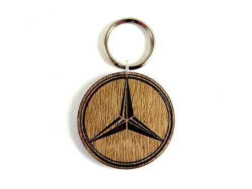 Mercedes keychain
