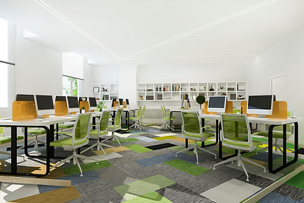 green-business-meeting-and-working-room-