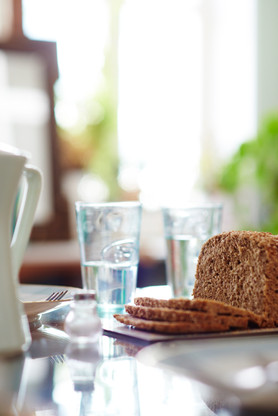 Bild mit Brot