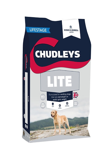 Chudleys Lite Dog Food 15kg