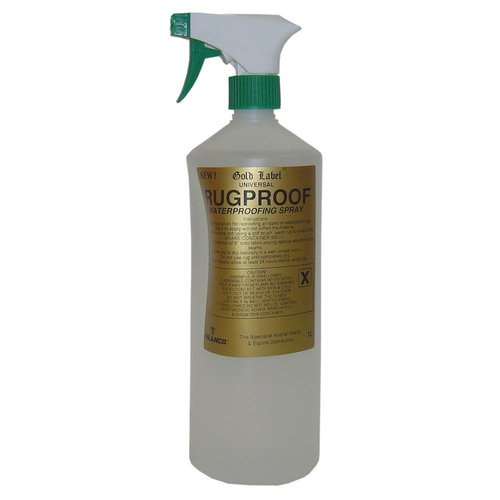 Gold Label Universal Rugproof Spray