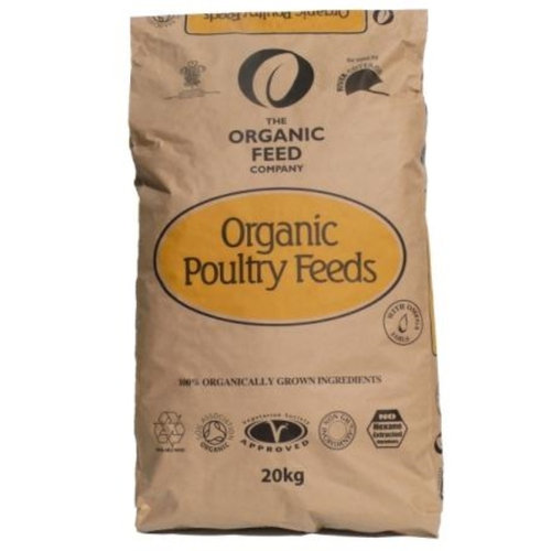 Allen & Page Organic Feed Company Baby Chick Crumbs 5kg