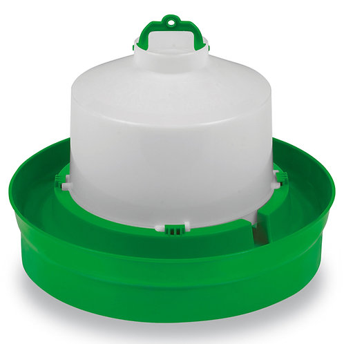Chicken Plastic Drinker with Base Fill