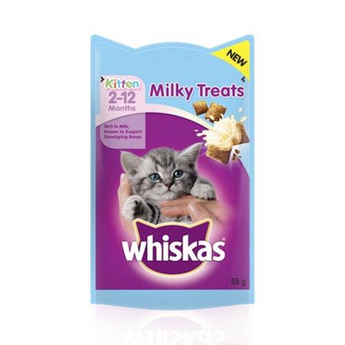 Whiskas Milky Kitten Treats 55g