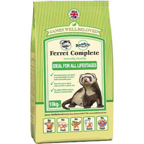 James Wellbeloved Ferret Food Complete 2kg