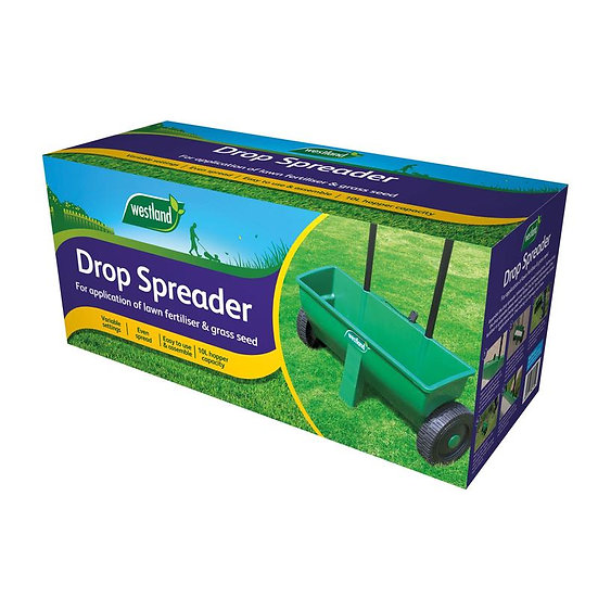 Westlands Lawn Drop Spreader