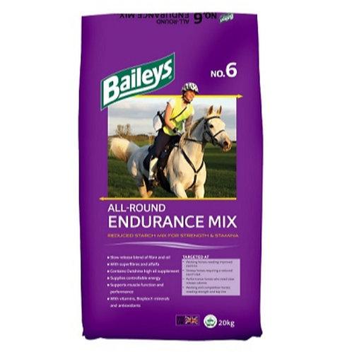 Baileys No.6 All-Round Endurance Mix 20Kg