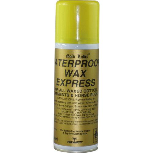 Gold Label Waterproof Wax Express