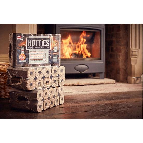 Hotties Heat Logs 3 Pack