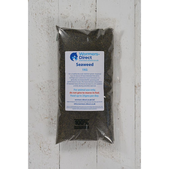 Seaweed 1kg Horse Herb Supplement