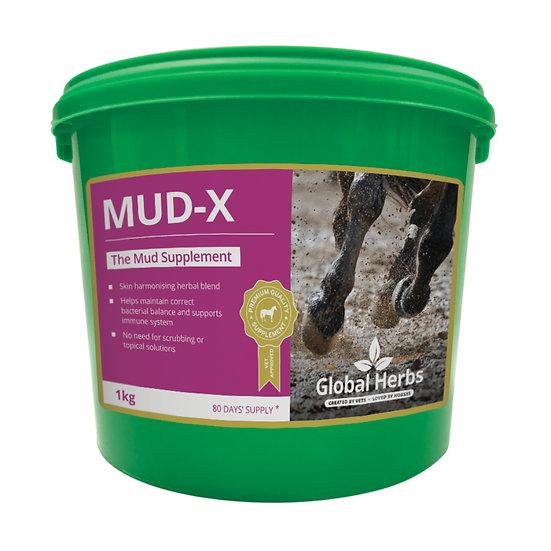 Global Herbs Mud-X