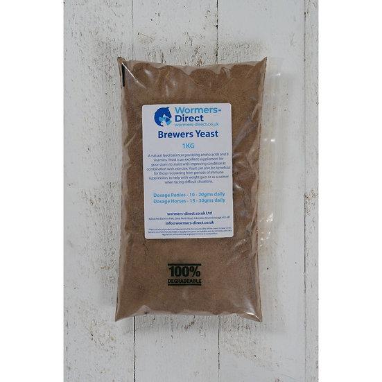 Brewers Yeast 1kg Horse Herb Supplement