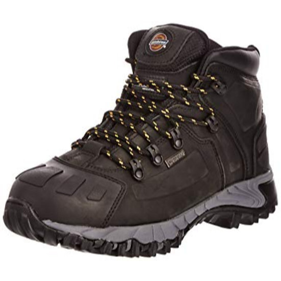 Medway SS S3 Boots