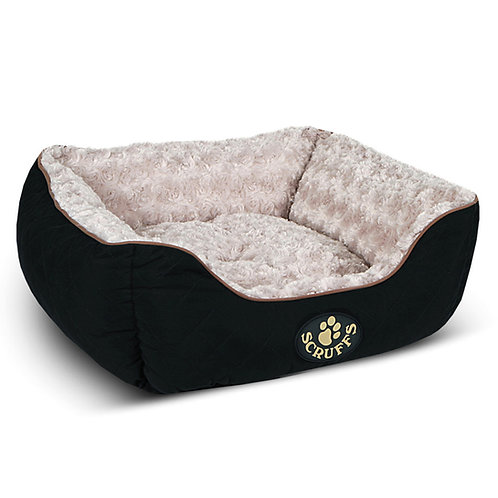 Scruffs Wilton Box Bed Black