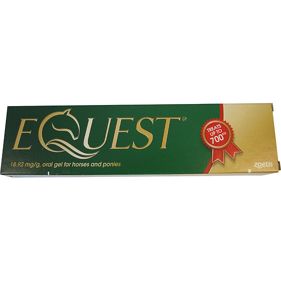 Equest Oral Gel Horse Wormer