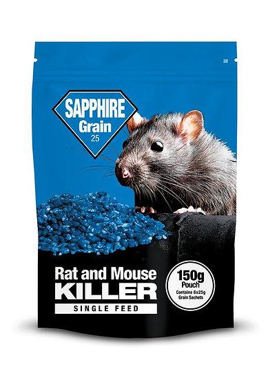 Sapphire Grain Bait 150g