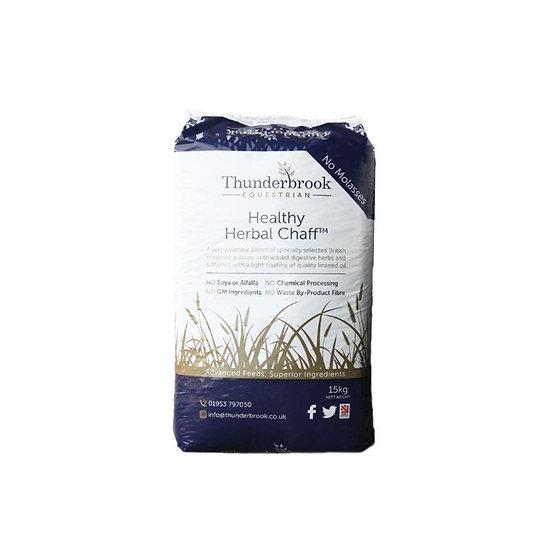 Thunderbrook Equestrian Healthy Herbal Chaff 15Kg
