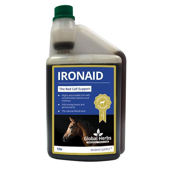Global Herbs Ironaid Liquid