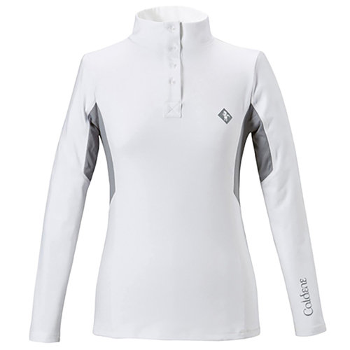 Caldene Competition Stock Shirt Thermal White