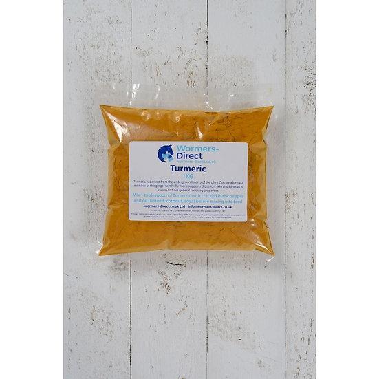 Turmeric 1kg Horse Herb Supplement