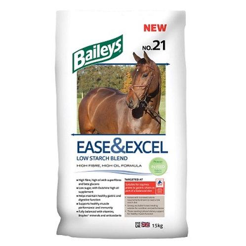 Baileys Ease & Excel 15Kg