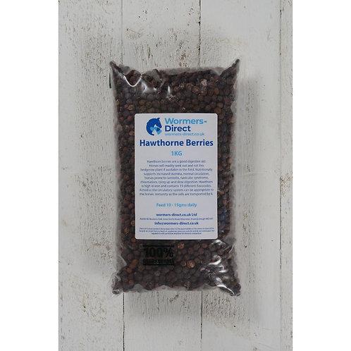 Hawthorn Berries 1kg Horse Herb Supplement