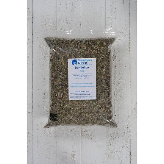 Dandelion 1kg Horse Herb Supplement
