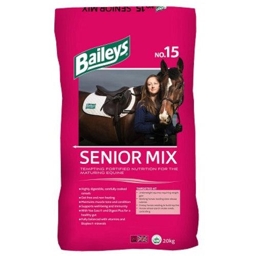 Baileys No.15 Senior Mix 20Kg