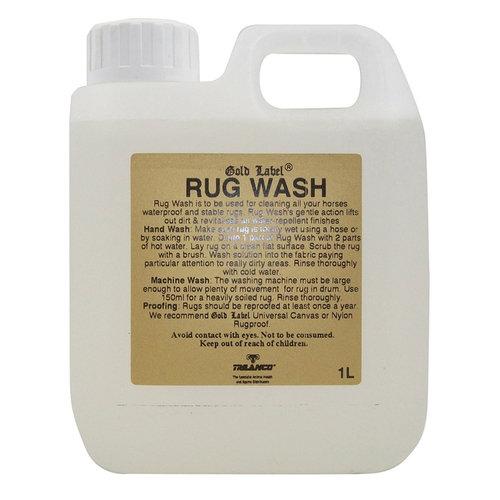 Gold Label Rug Wash