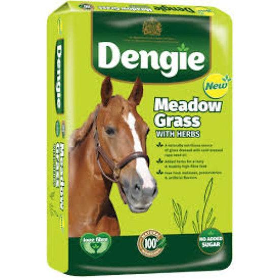 Dengie Meadow Grass Plus Herbs 15Kg