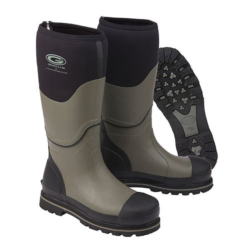 Grub's Ceramic 5.0 Safety Wellington Boots