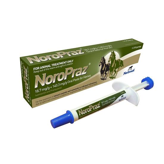 Noropraz Paste Horse Wormer