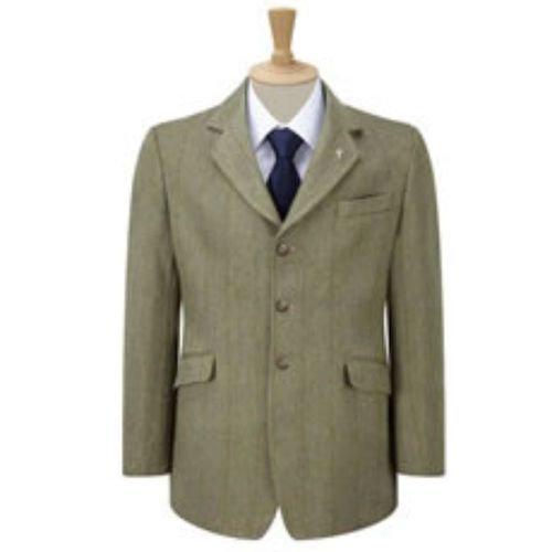 Caldene Competition Jacket Kent Derby Tweed