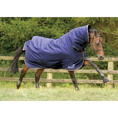 Masta Turnout Rug Avante 170G Fixed Neck