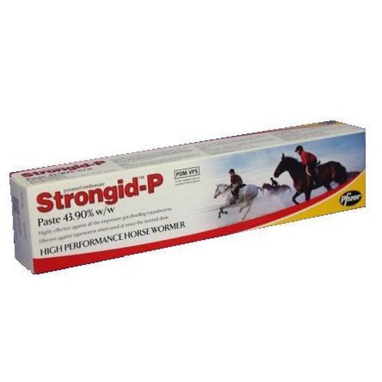 Strongid P Paste Horse Wormer