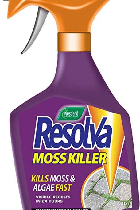 Resolva Moss Killer RTU  (1L)