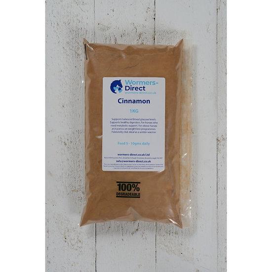 Cinnamon 1kg Horse Herb Supplement