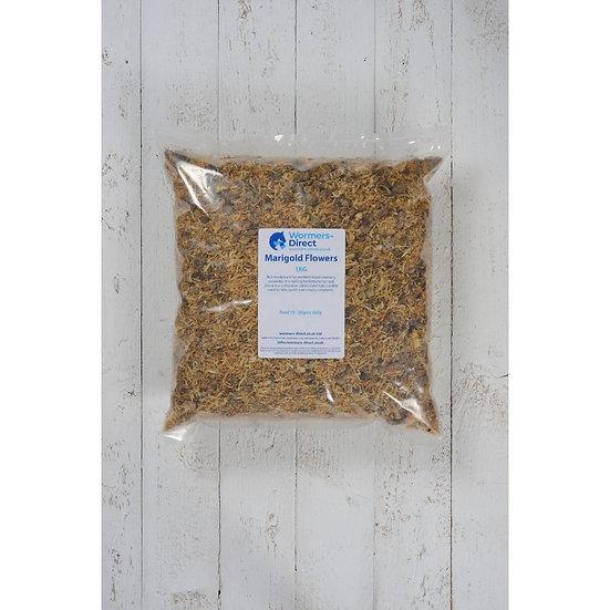 Marigold Flowers Calendula 1kg Horse Herb Supplement