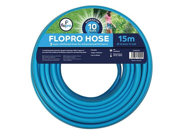 Flopro Hose Pipe (15m)